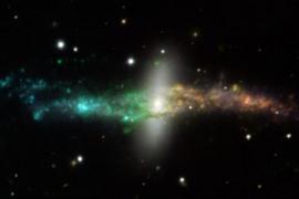 Descubren cientos de galaxias formadas poco después del Big Bang