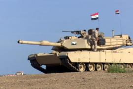 El ejercito iraquí libera la ciudad de Tikirt