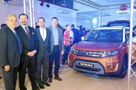 Tecnicars presentó el nuevo Suzuki Vitara