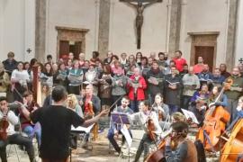 Felanitx acoge el estreno en España del 'Requiem Eternal Ligth'