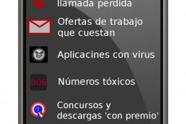 Crecen las quejas de abusos a través de números tóxicos, SMS premium y 806