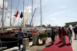 Unos 200 estands consolidan el crecimiento del Salón Náutico de Palma