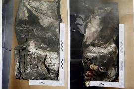 El análisis de la segunda caja negra confirma una acción deliberada del copiloto