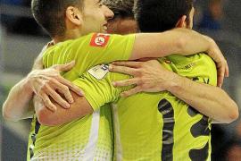 El Palma Futsal se da un festín