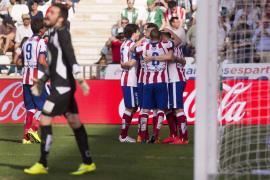 El Atleti es tercero y el Córdoba se acerca a Segunda