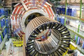 El colisionador de hadrones del Cern, en busca de la materia oscura