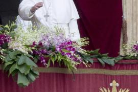 El papa pide «alivio» para los cristianos perseguidos e implora la paz
