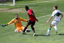 El Mallorca B pierde con estrépito contra el Ilicitano y roza el descenso