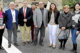 Sóller dedica una calle a Pere A. Serra