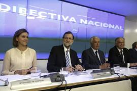 Bauzá, ausente en la Junta Directiva del PP