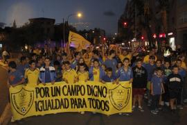 Durán se compromete a renovar el campo l'Antoniana del Camp Redó