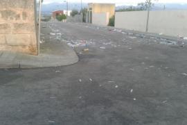 Vecinos de Muro denuncian el «desmadre» generado durante la celebración de Sant Vicenç