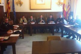 Policías locales del sudeste de Mallorca pusieron 181 denuncias en 2014