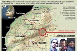 Los espeleólogos españoles regresan frustrados por no haber podido ayudar