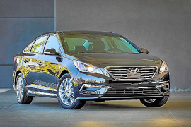 Tres modelos de Hyundai reciben el Red Dot Design