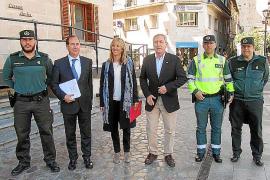 Los controles policiales se duplicarán durante el Firó de Sóller del próximo 11 de mayo