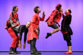 Palma amb la Dansa se «consolida» como festival