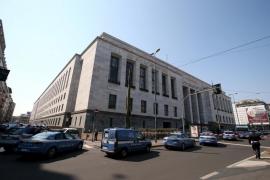 Cuatro muertos en un tiroteo en el Palacio de Justicia de Milán