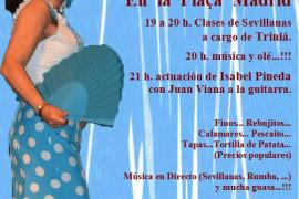 Es Fortí celebra su Feria de Abril