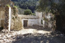 Alaró investiga el derribo de parte de las casas de ses Artigues