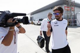 Alonso se marchó de Ferrari porque «no quería acabar segundo otra vez»