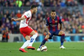 Alves rechaza la oferta del Barça y rompe las negociaciones con el club blaugrana