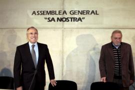 El consejo de Sa Nostra aprueba iniciar la integración con las cajas de Navarra, Canarias y Burgos
