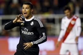 Cristiano Ronaldo podrá jugar ante el Eibar
