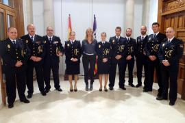 Balears cuenta con ocho nuevos inspectores de Policía Nacional