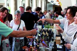 XII Fira del Vi de Pollença, un escaparate del buen vino de Mallorca