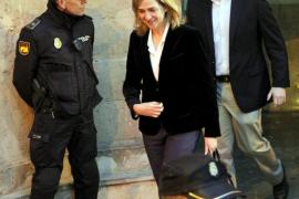 Castro requerirá a la Infanta una relación de bienes tras no haber hecho frente a su fianza