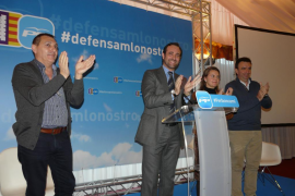 Jeroni Salom será el número dos de María Salom en el Consell de Mallorca