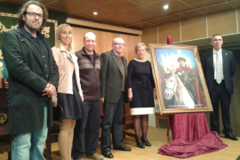 Felanitx reconoce la labor de Guillem Sagrera al nombrarlo hijo predilecto