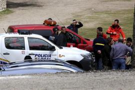 El excursionista de Lluc cayó de espalda desde seis metros y falleció al instante