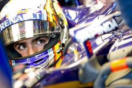 Sainz: «El error en la curva uno me ha costado la carrera»