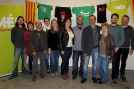 Joan Miquel Chacón encabeza la lista de MÉS para Sencelles