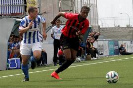 El Atlètic Balears logra tres puntos de respiro