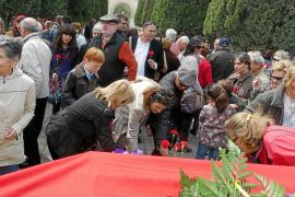 Manacor recuerda y reivindica en Son Coletes a las víctimas de la represión franquista