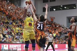 Alba Torrens, Jugadora del Año 2014 de la FIBA Europa