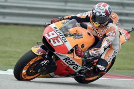 Márquez logra su primera victoria del año en Austin, donde Lorenzo termina cuarto