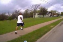 Muere otro hombre negro a manos de un policía blanco en Oklahoma