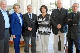 Los rotarios premian al cantante Jaume Anglada