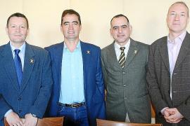 Encuentro de la Asociación de Infantes de Mallorca y del Regimiento Palma 47