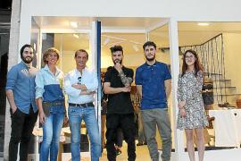 Inauguración de la tienda de ropa para hombres Mad Mood en el centro de Palma