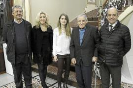 Can Prunera presenta la instalación de Àngel Peris