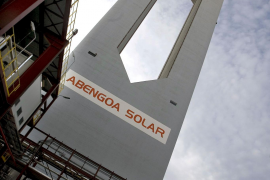 La española Abengoa construirá en EEUU la mayor planta solar del mundo