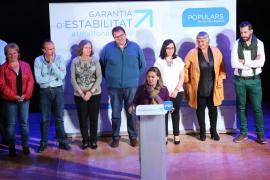 Andreu Jaume, el candidato del PP a la alcaldía de Santa Maria
