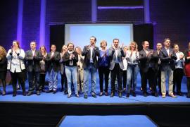 El PP presenta a José Manuel Ruiz como candidato en Calvià