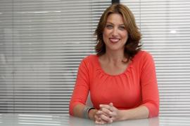 Amalia Sebastián: «En Canal 9 se contrataban programas sin audiencia y se gastaba dinero que no había»