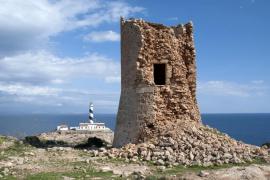 Denuncian la situación de las torres de defensa de Calvià